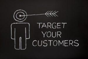 هدف قرار دادن مشتری