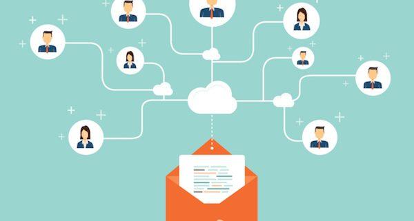 تولید محتوا برای ایمیل