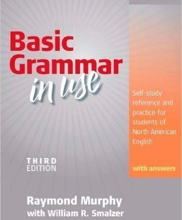 خرید کتاب Basic Grammar in Use, Students' Book With Answers: Self-study Reference and Practice for Students of North American English 3rd Edition