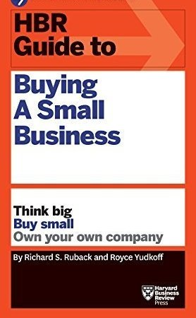 کتاب HBR Guide to Buying a Small Business (HBR Guide Series)