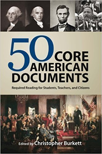 سفارش کتاب 50 Core American Documents Required Reading for Students, Teachers and Citizens