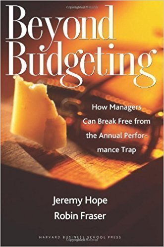 خرید کتاب سفارش Beyond Budgeting: How Managers Can Break Free from the Annual Performance Trap