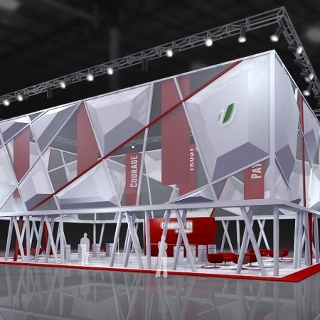 خرید Premium Exhibition Design 03