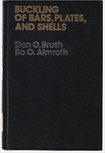 خرید کتاب Buckling of Bars, Plates, and Shells Hardcover – January 1, 1975