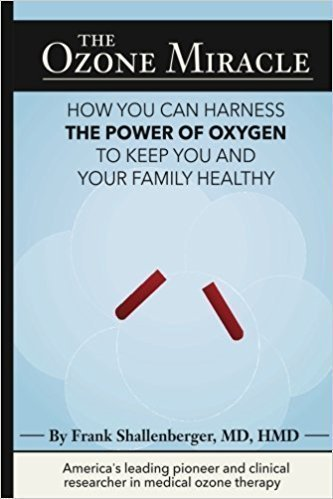 کتاب The Ozone Miracle: How you can harness the power of oxygen to keep you and your family healthy