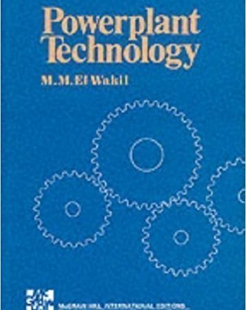 کتاب Power Plant Technology Paperback – International Edition, 1985