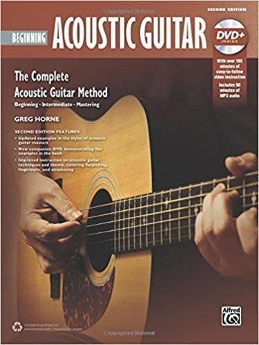 کتاب Complete Acoustic Guitar Method: Beginning Acoustic Guitar, Book & DVD (Complete Method) Paperback – January 1, 2015