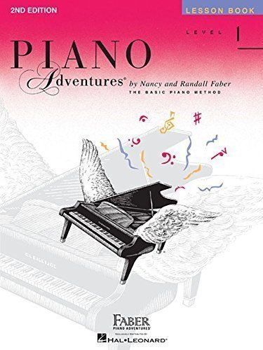 کتاب Level 1 - Lesson Book: Piano Adventures