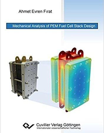 کتاب Mechanical Analysis of PEM Fuel Cell Stack Design Paperback