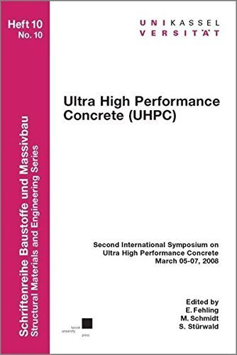 کتاب Ultra High Performance Concrete (UHPC) Hardcover