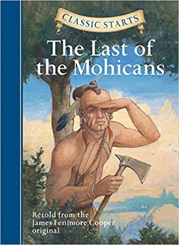 کتاب خرید کتاب Classic Starts™: The Last of the Mohicans (Classic Starts™ Series)