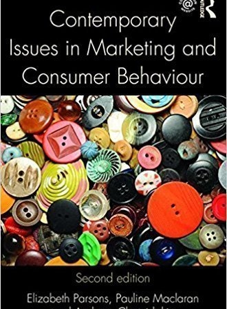 کتاب Contemporary Issues in Marketing and Consumer Behaviour 2nd Edition