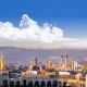 مشهد شهر نور و آینه