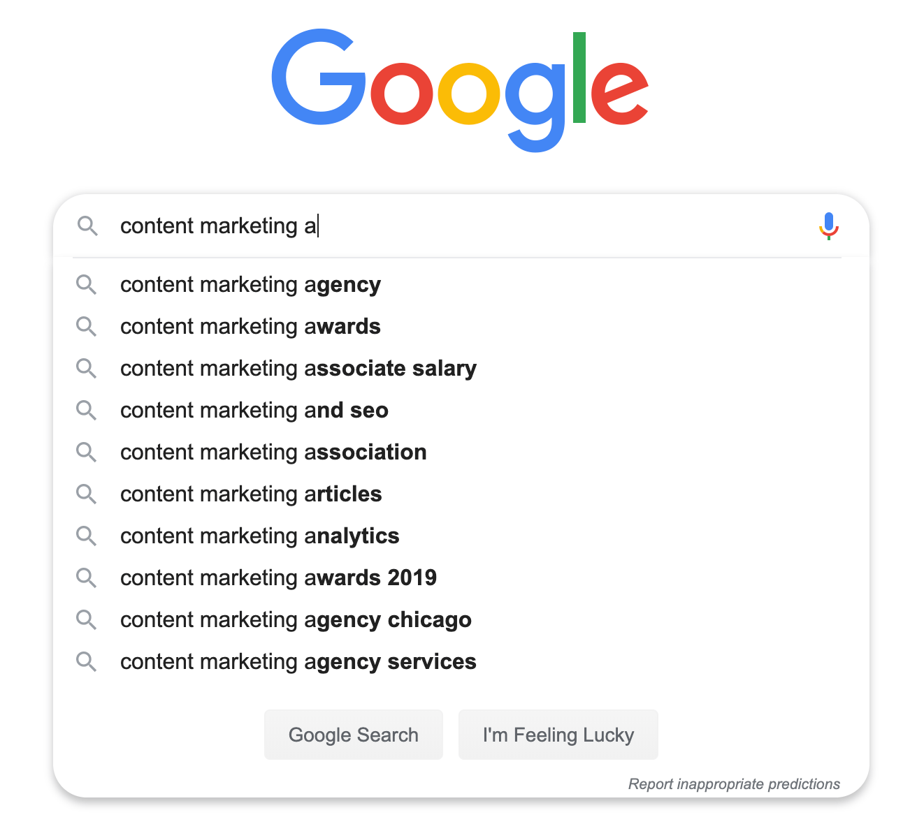 جستوجوی گوگل