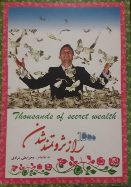 خرید کتاب ثروتمند شدن - نوشته مهندس محرابعلی مرادی