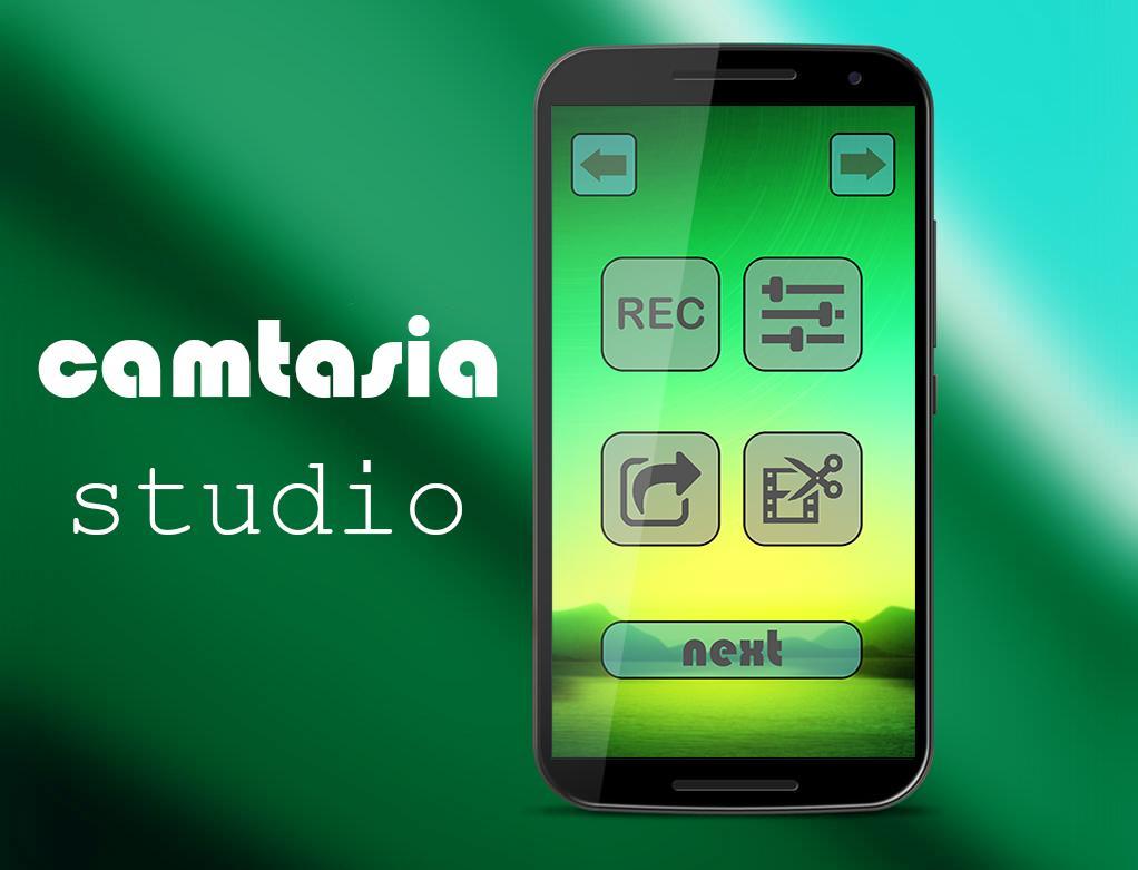 کامتازیا (Camtasia)